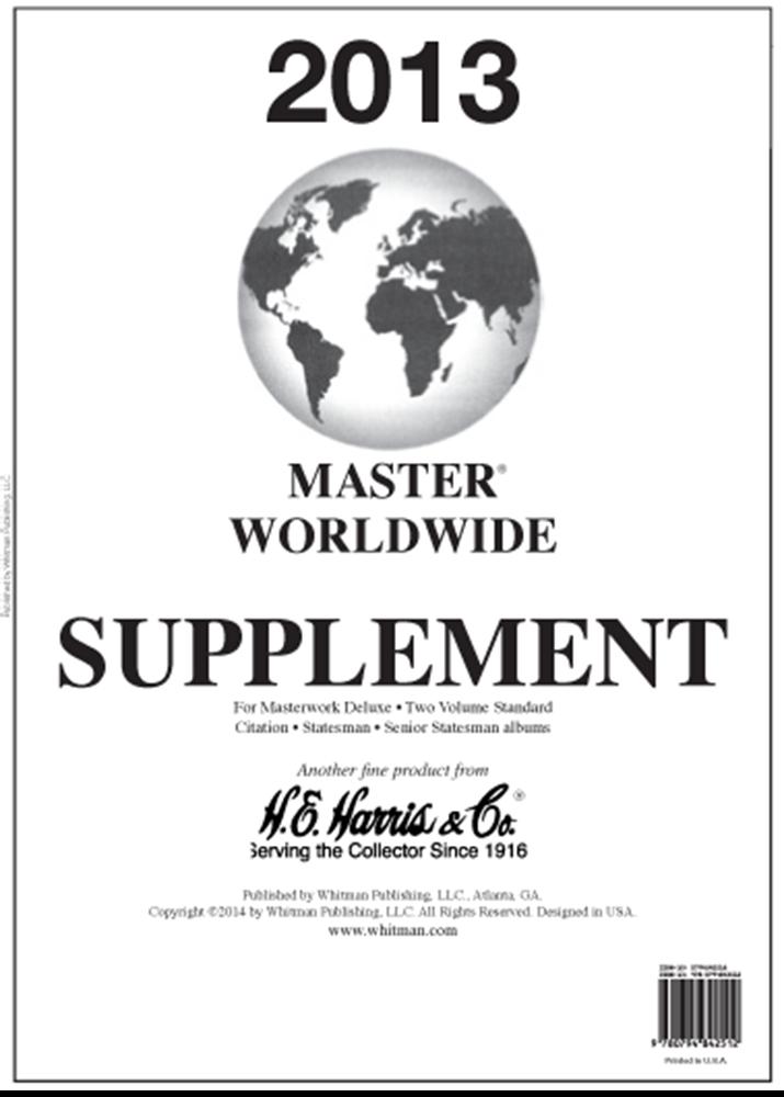 Master Supplement 2013