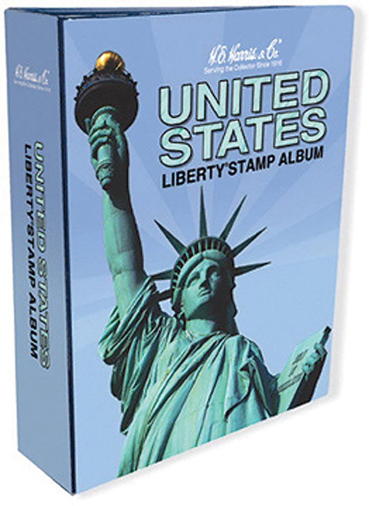 Liberty Stamp Album, Part A Liberty Stamp Album, Part A, 0794837824