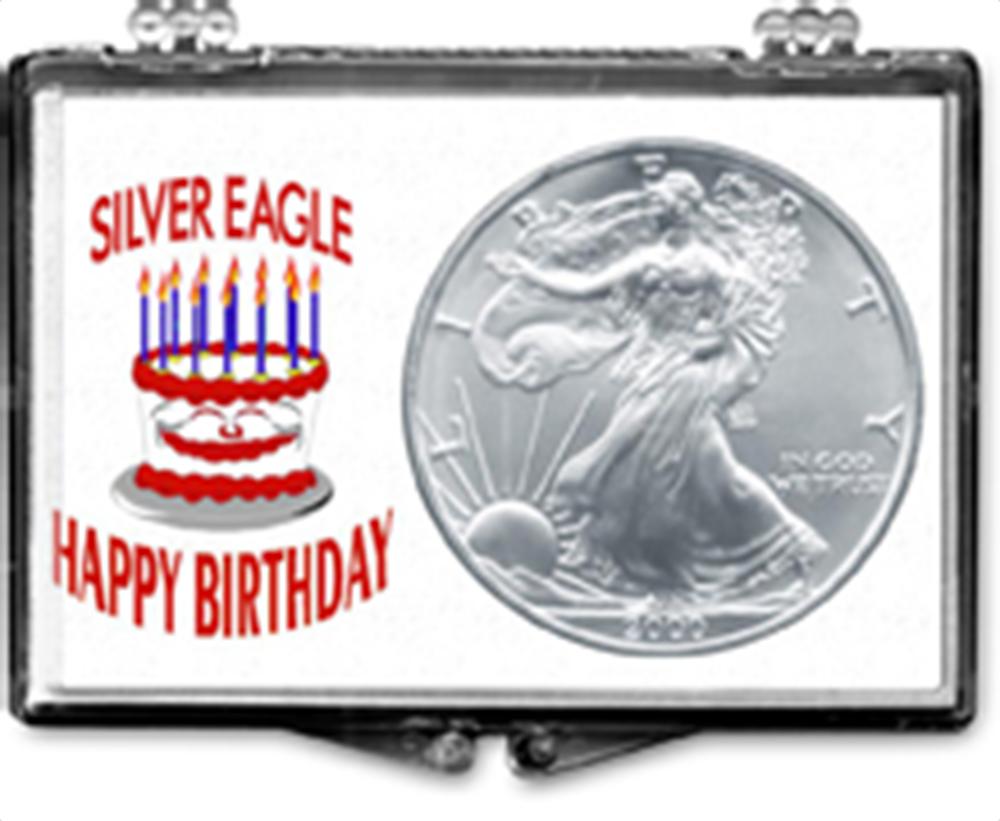 Birthday Cake- American Silver Eagle Birthday Cake- American Silver Eagle, SN220