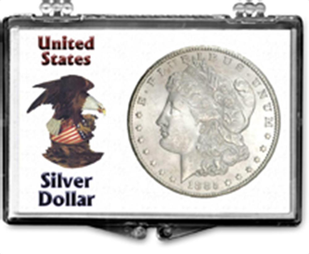 Silver Dollar Silver Dollar, SN186