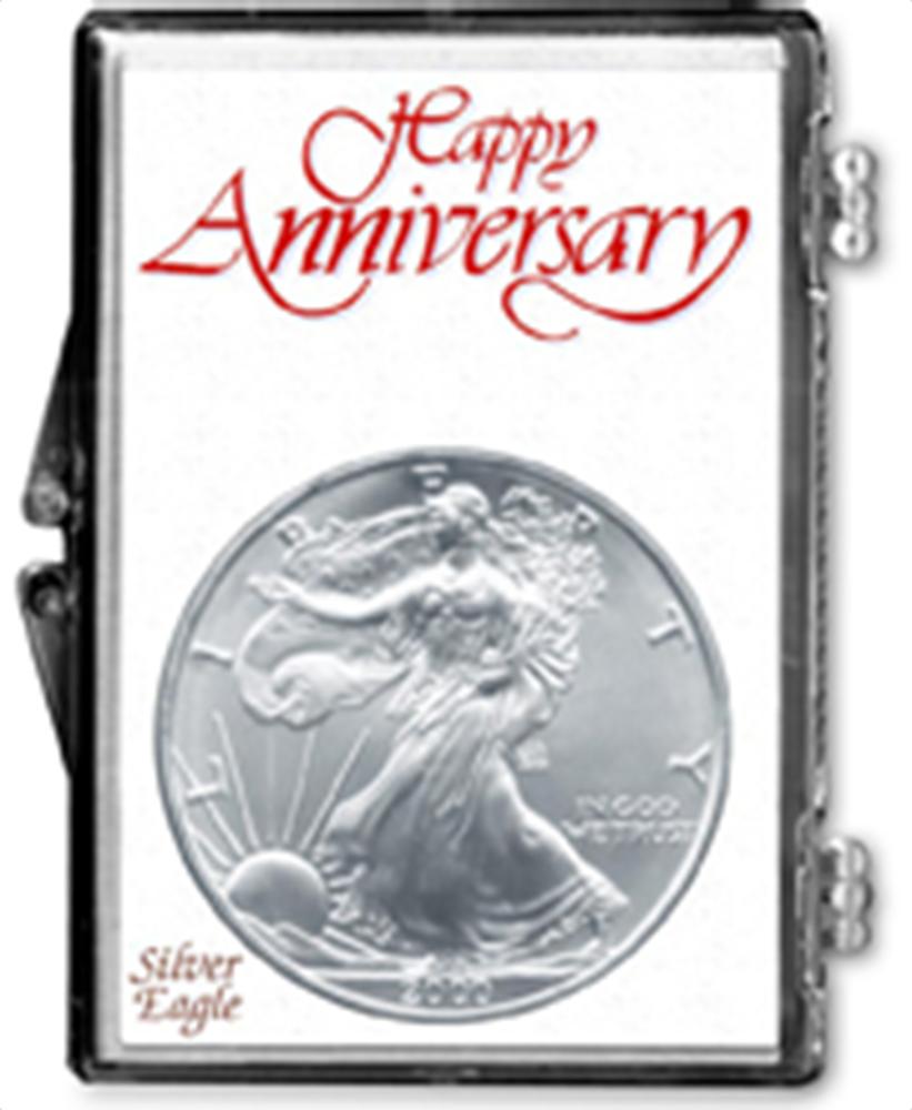 Anniversary- American Silver Eagle Anniversary- American Silver Eagle, SN225