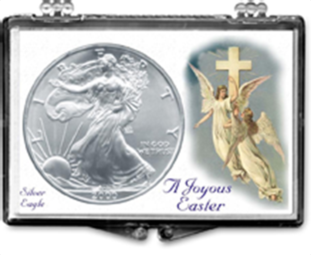Easter Angels- American Silver Eagle Easter Angels- American Silver Eagle, SN246