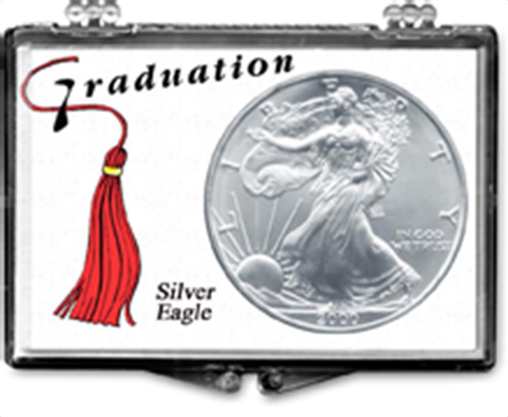 Graduation Tassle- American Silver Eagle Graduation Tassle- American Silver Eagle, SN216
