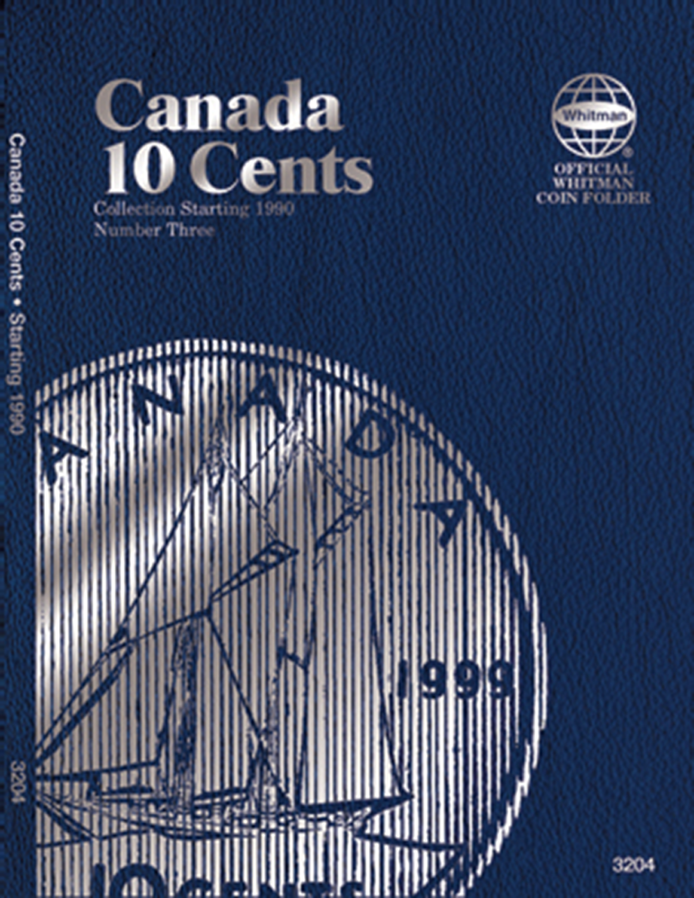 Canadian 10-Cent 1990-2012 Canadian 10-Cent 1990-2012, 3204