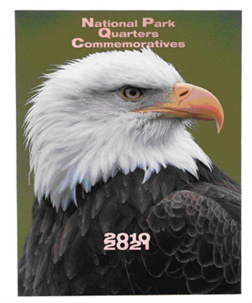 Supersafe National Park Quarters Album 2010 - 2021