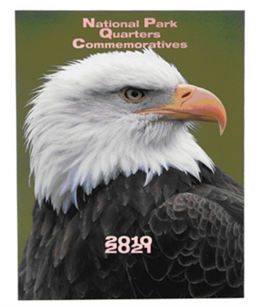 Supersafe National Parks Quarters Album- P&D Supersafe, National Parks Quarters, Album- P&D, NPQ112