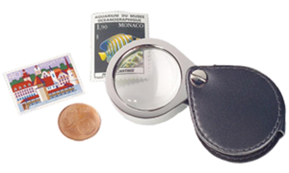 5x Folding Pocket Magnifier 5x ,Folding ,Pocket Magnifier, LU23