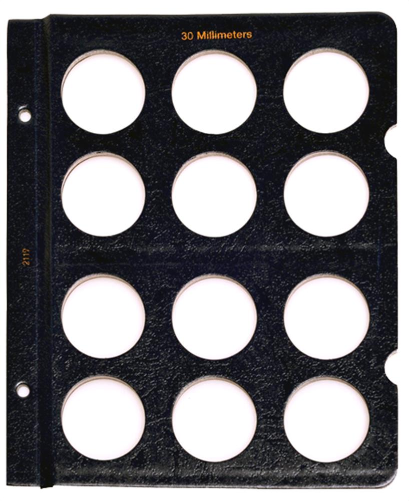 Whitman Blank Pages - 30mm Whitman ,Blank Pages - 30mm, 0794821197