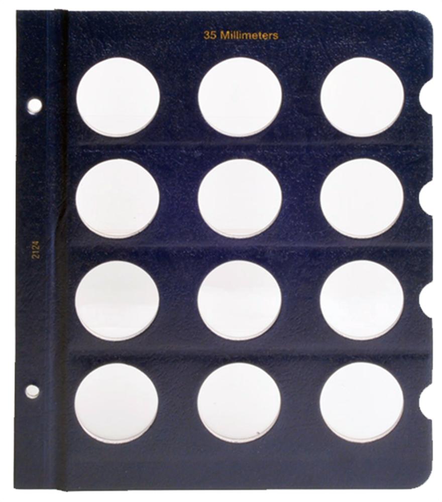 Whitman Blank Pages - 35mm Whitman, Blank Pages - 35mm, 0794821243