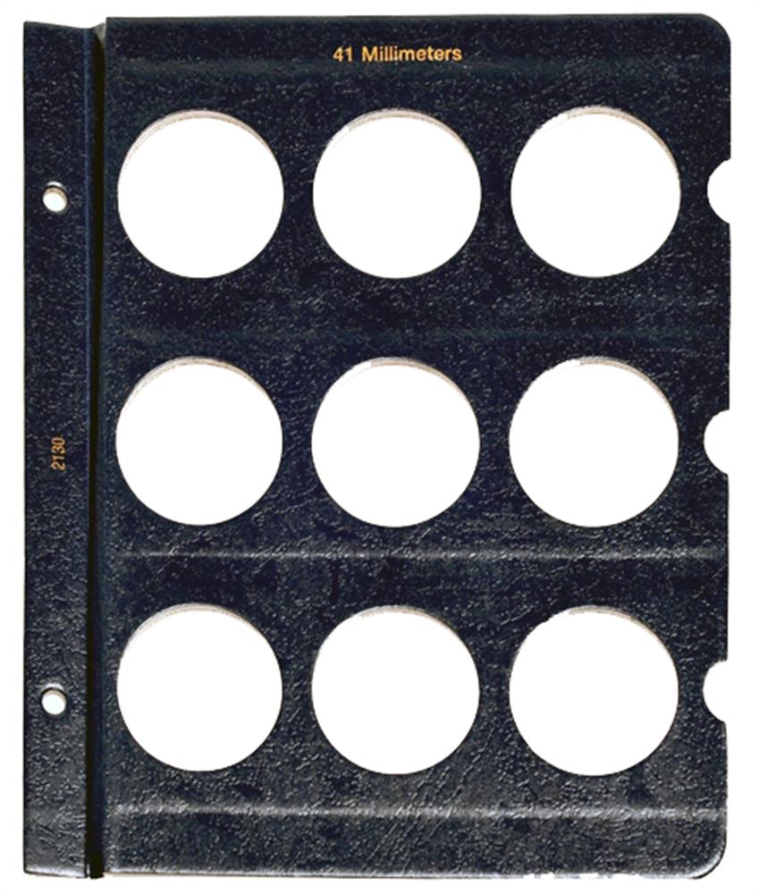 Whitman Blank Pages - 41mm Whitman, Blank Pages - 41mm, 0794821308