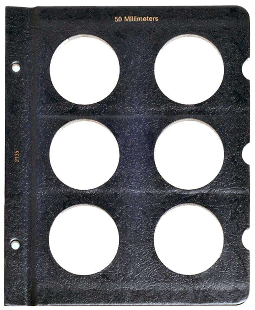 Whitman Blank Pages - 50mm Whitman ,Blank Pages - 50mm, 0794821359