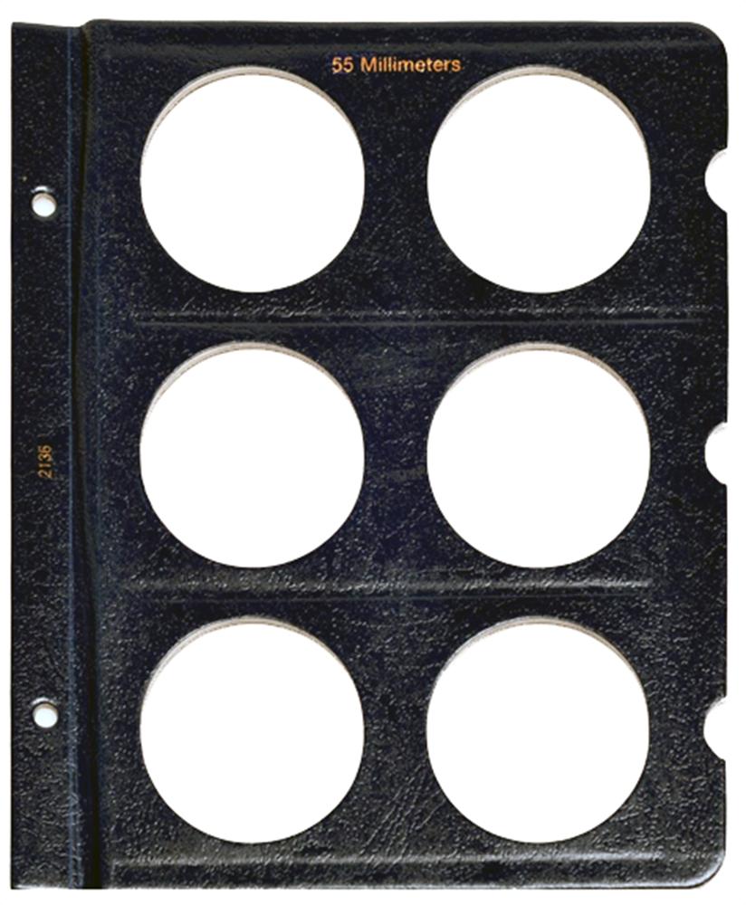 Whitman Blank Pages - 55mm Whitman ,Blank Pages - 55mm, 0794821367