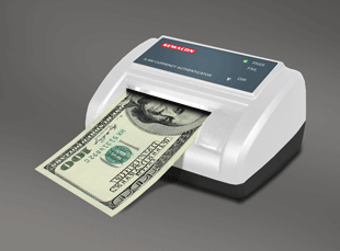 Compact Automatic Currency Authenticator