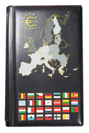 Lighthouse Coin Wallet for European Coins