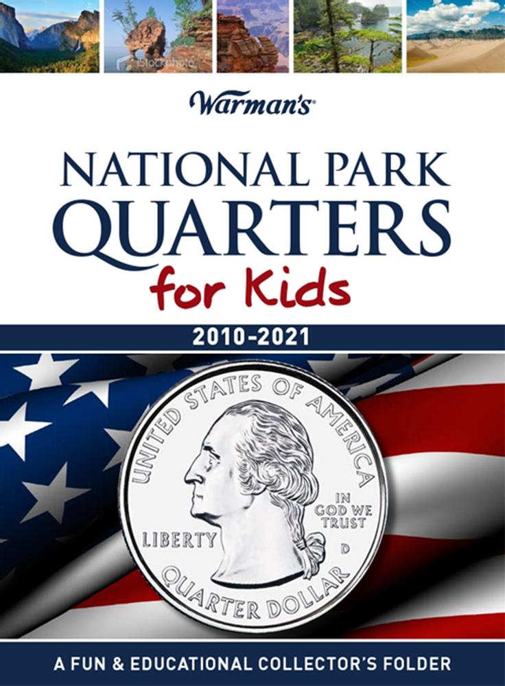 National Park Quarters for Kids National Park Quarters for Kids, W3342