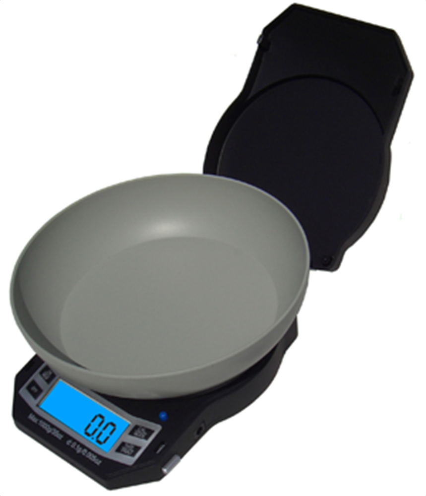 Gram 1000 Precision Scale W/ Removable Bowl Gram 1000 Precision Scale W/ Removable Bowl, LB-1000