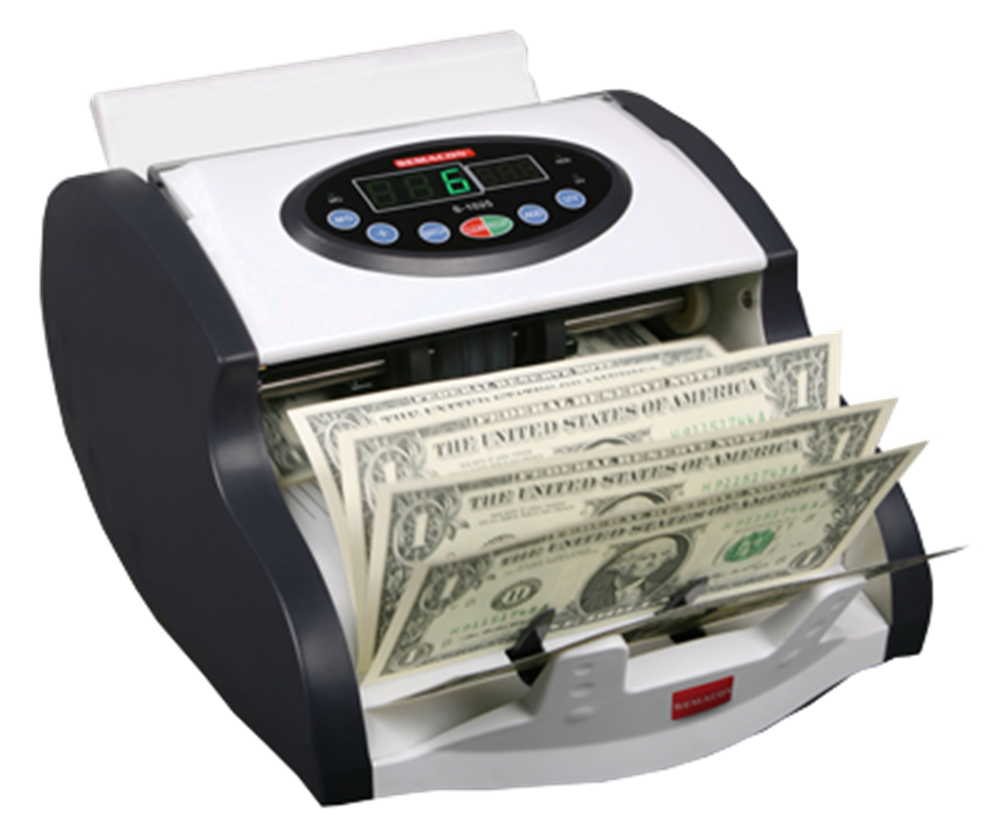 Semacon Compact Currency Counter S-1000 Semacon, Compact, Currency Counter , S-1000