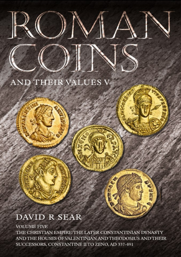 Roman Coins and their Values Volume V Roman Coins and their Values Volume V, 978190427459