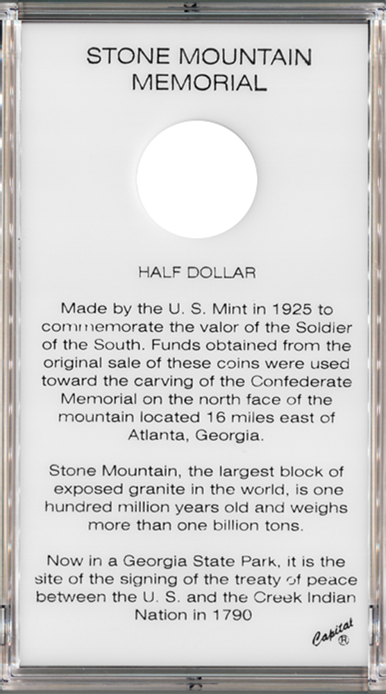 Stone Mountain Comm. Half Stone Mountain Comm. Half, MASMM