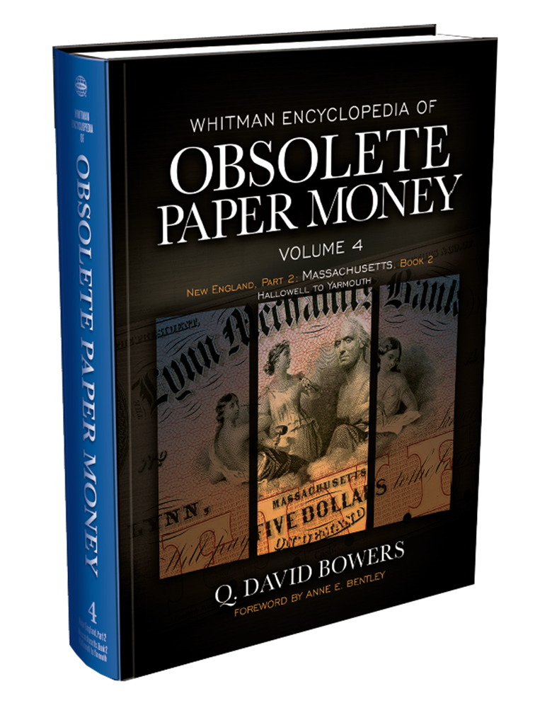 Obsolete Paper Money Volume 4 Obsolete Paper Money ,Volume 4, 9780794843137