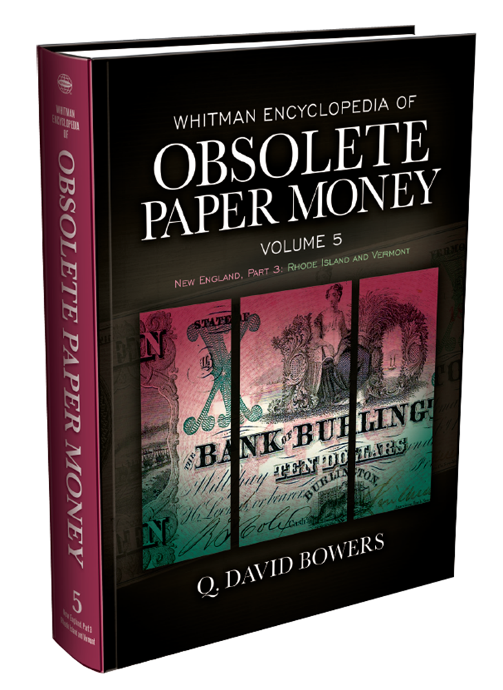 Obsolete Paper Money Volume 5 Obsolete Paper Money, Volume 5, 0794843263
