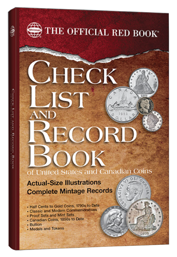 Check List And Record Book of United States And Canadian Coins Check List And Record Book of United States And Canadian Coins, 0794843654