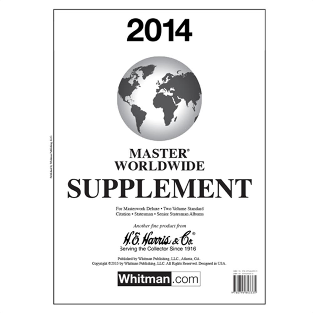 2014 Master Worldwide Supplement