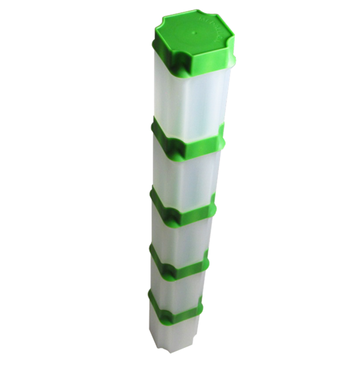 Stackable Guardhouse Coin Tubes