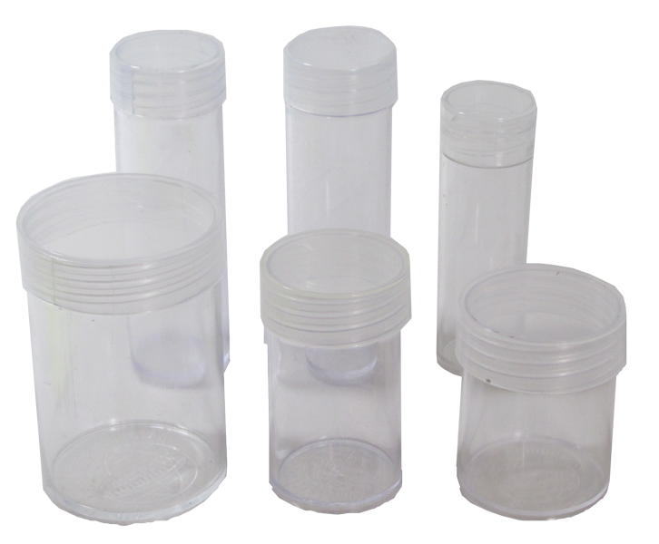 6cfe908d3333 PREVIEWING UltraStore1 MOBILE Edition: Round Coin Tubes - Sold Each
