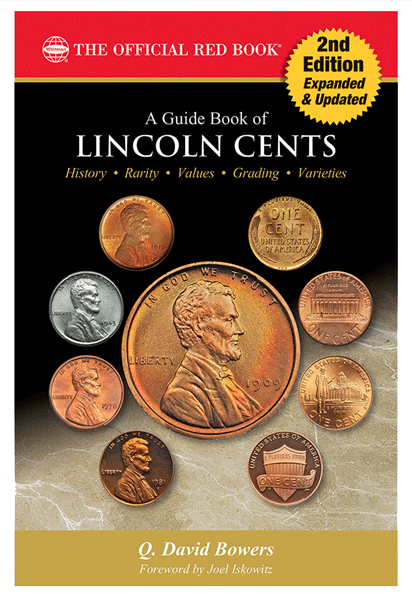 Guide Book of Lincoln Cents, 2nd Edition