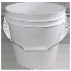 Ropak 2 Gallon Shipping Bucket