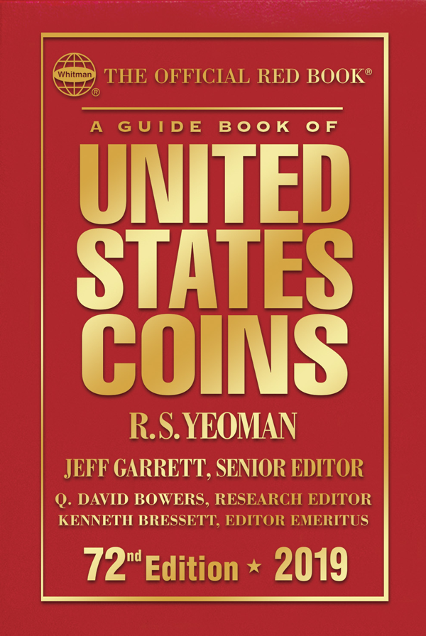 2019 Red Book Price Guide of United States Coins, Hardbound