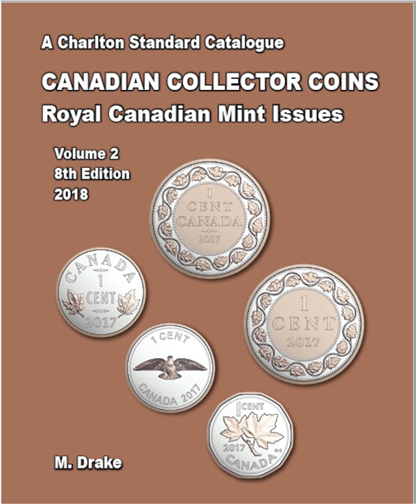 2018 Canadian Collector Coins Royal Canadian Mint Issues Vol 2