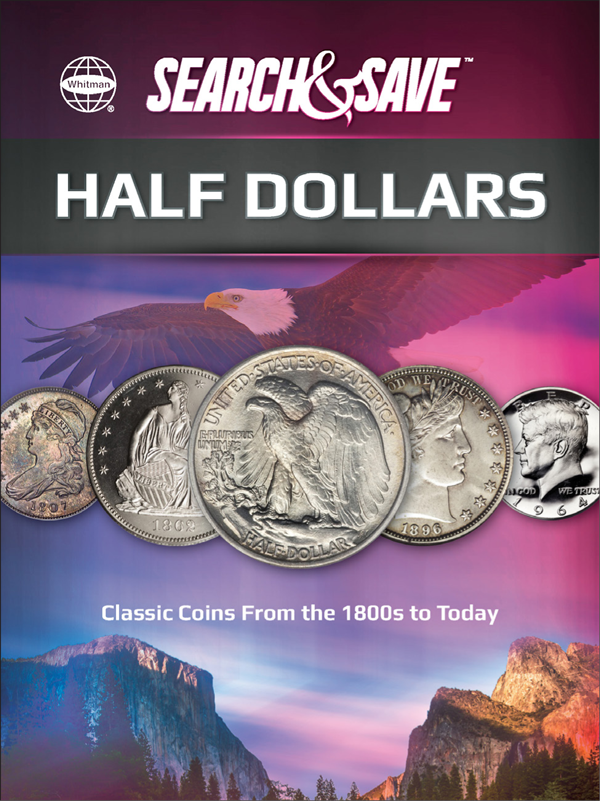 Whitman Search & Save - Half Dollars