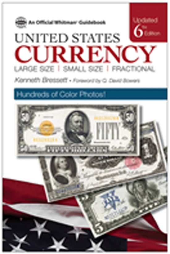 Guide Book of U.S. Currency,  Red Book - 6th Edition
