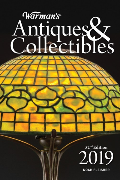 2019 Warman's Antiques & Collectibles, 52nd Edition