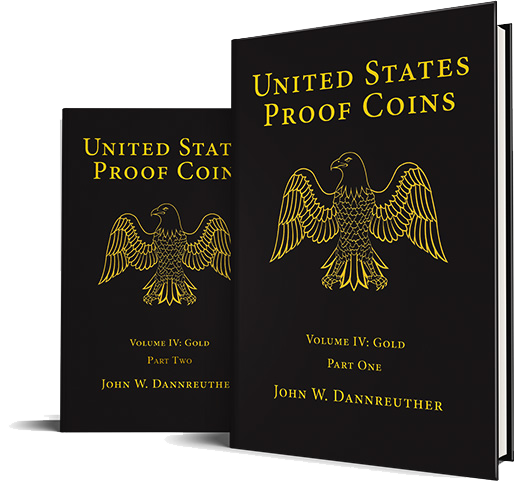 United States Proof Gold Volume IV: Parts 1 & 2