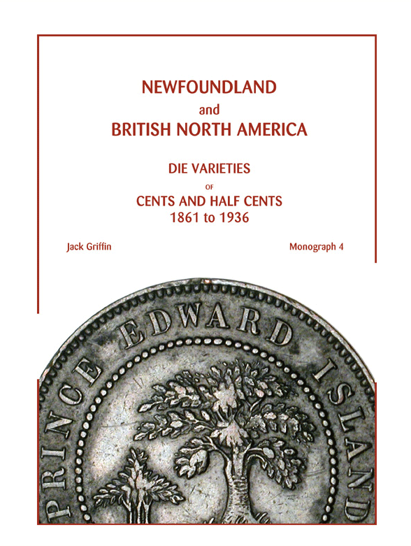 Cents and Half Cent Die Varieties - Monograph 4, 4th Edition