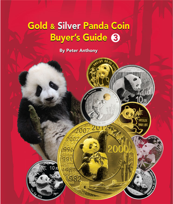 Gold and Silver Panda Coin Buyers Guide 3rd Edition