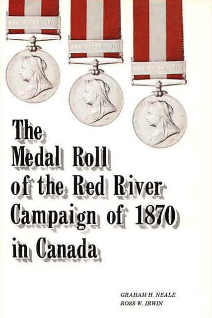 Red River Compaign of 1870, 1st Edition