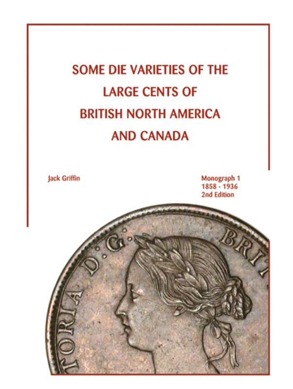 Some Varieties of the Large Cents - Monograph, 2nd Edition