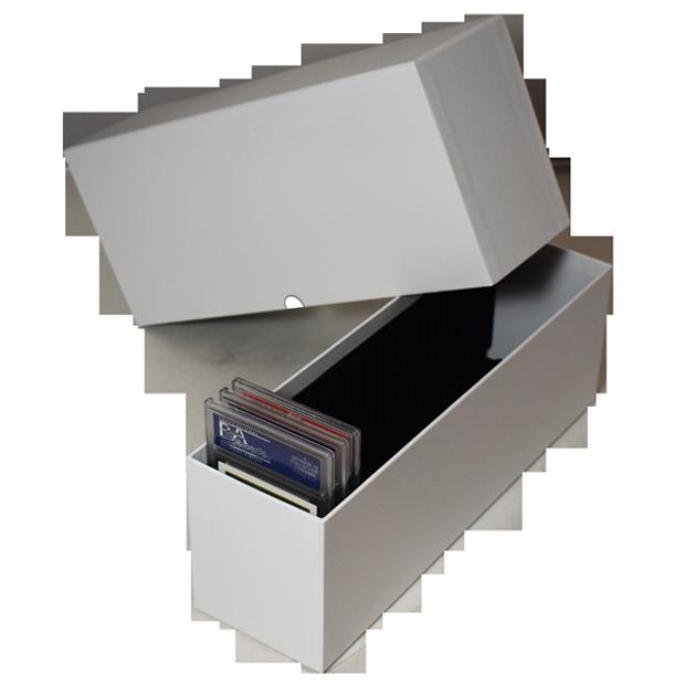 PSA Graded Card Storage Box - Holds 25
