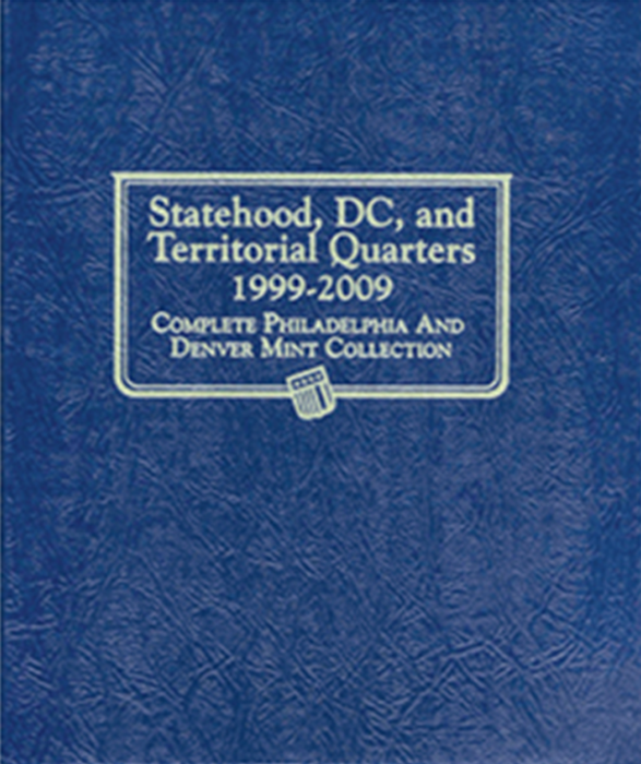 Statehood, DC & Territorial Quarters 1999-2009, P&D