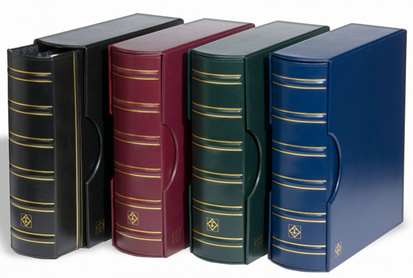 All Grande G Classic 4 Ring Binder with Slip Case