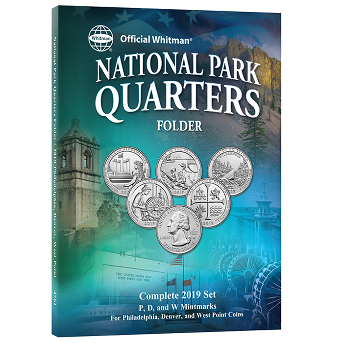 2019 National Park Quarters Folder
