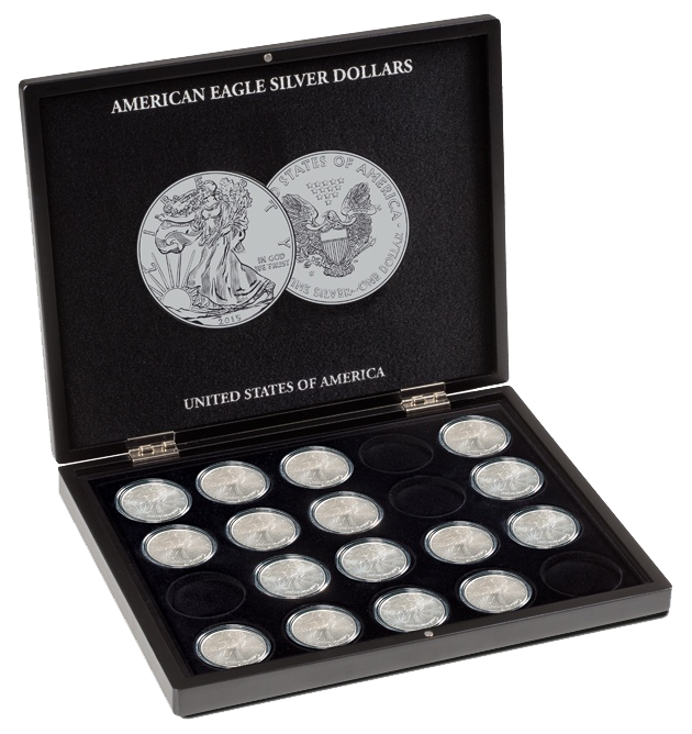 American Silver Eagle Collectors Box