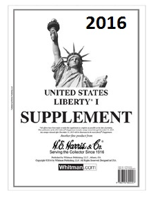 2016 Liberty I Supplement