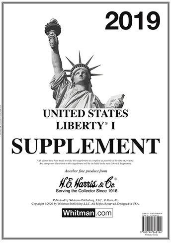 2019 Liberty I Supplement