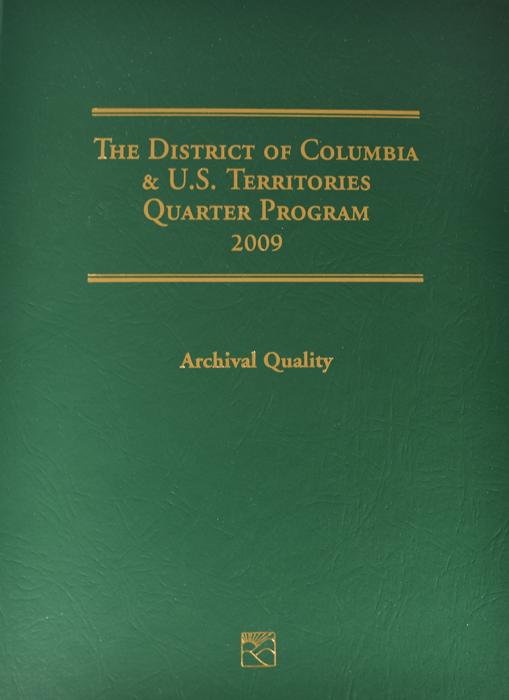 District of Columbia & U.S. Terr. Quarter Program - 2009