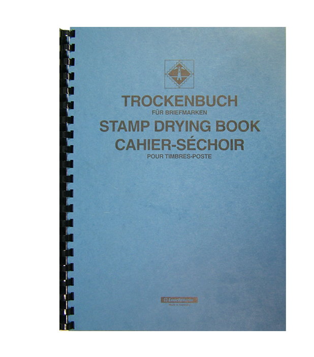 Stamp Drying Book